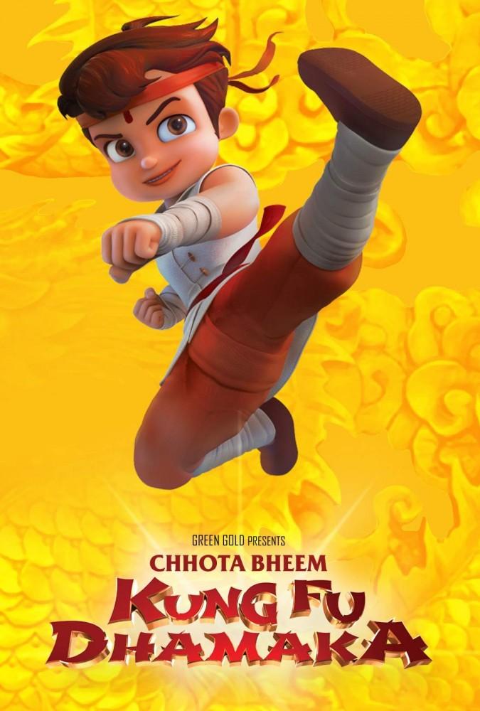 دانلود فیلم Chhota Bheem Kung Fu Dhamaka 2019